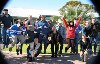 Woomera meeting